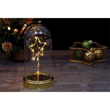 LED-Glocke, 23 cm, 11 warmweiße LED