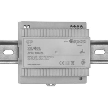 Reiheneinbau-Netzteil ZPM-100/24, DC 24V, 100W(8,33A)
