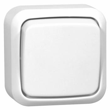 AP Kreuz-Schalter, reinweiß