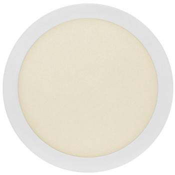 Downlight weiß, rund, 22,5 cm LED/18W/230V, 1440...